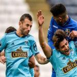 Sporting Cristal eliminado de la Copa Sudamericana pese a triunfo ante Zulia por 3-2