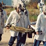 Documentos secretos sobre armas químicas acaban expuestos en basurero de Londres