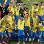 Conmebol: Estadísticas finales reafirman dominio de Brasil en la Copa América