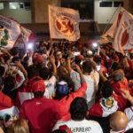 Copa América: Hinchas peruanos arman el carnaval en Rio de Janeiro (Fotos y Video)
