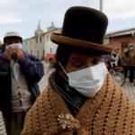Bolivia: Defensa Civil da por controlada la situación por caída de ceniza de volcán de Perú