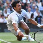 Wimbledon: Djokovic pasa a octavos de final derrotando al polaco Huberkacz