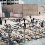 El Frontón: Suspenden acusación contra 35 exmarinos por matanza