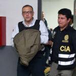Poder Judicial ratifica prisión preventiva contra Pier Figari