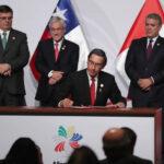 Alianza del Pacífico: Jefes de estado suscribieron la Declaración de Lima