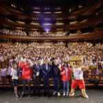 Juegos Panamericanos: Más de mil voluntarios juramentaron brindar su apoyo