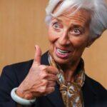 UE formaliza la candidatura de Lagarde al BCE y busca sucesor para el FMI