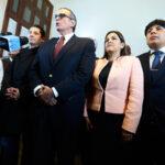 Inscriben candidatura de Pedro Olaechea para presidir Mesa Directiva