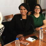 """EEUU: Trump insiste en que 4 congresistas latinas y negras deben """"irse"""""""