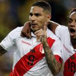 Paolo Guerrero logra récord histórico con la Selección Peruana