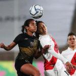 Perú cae 3-1 ante Costa Rica en fútbol femenino y queda sin opción de medalla