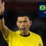 Copa América: Roberto Tobar árbitro chileno dirigirá la final Brasil-Perú