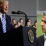 EEUU: Trump se burla de alcalde inglés tras mensajes extraños en web de la Policía