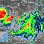 EEUU: Tormenta Barry se fortaleceantes de llegar como ciclón a Luisiana