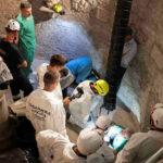 El Vaticano analiza dos osarios en busca de los restos de las tumbas vacías