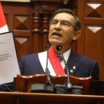 Vizcarra plantea al Congreso adelanto de elecciones para 2020