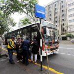 Municipalidad de Lima reordena paraderos en eje vial Abancay-Manco Cápac