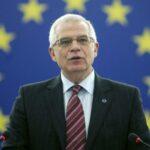 Borrell inicia en Bruselas contactos con la próxima cúpula de la UE