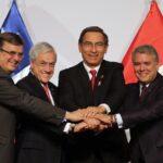 Alianza del Pacífico rompe lanzas contra proteccionismo y apoya reforma OMC