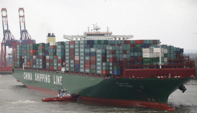 Balanza comercial EEUU mayo -55.500 millones dólares vs -53.200 mlns consenso