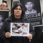 Caso Jaime Ayala Sullca: Rosa Luz Pallqui denuncia 35 años de impunidad (VIDEO)