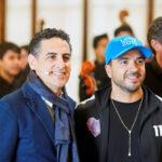 Panamericanos Lima 2019:Juan Diego Flórez y Luis Fonsi calientan motores para lainauguración