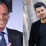 Un juez dicta que Julio Iglesias es el padre de Javier Sánchez, de 43 años