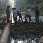 Petroperú: Se contuvo fuga de crudo en km 371 del Oleoducto Norperuano