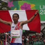 Peruano Christian Pacheco logra medalla de oro en maratón masculina (VIDEO)