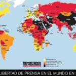 México y Afganistán: los países más peligrosos para los periodistas
