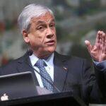 """Chile y Perú aún tienen tema pendiente por """"triángulo terrestre"""", dice Piñera"""