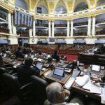 Congreso: Pleno aprobó segundo proyecto de reforma política