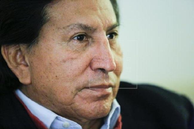 Toledo permanecerá detenido en Estados Unidos durante proceso de extradición a Perú
