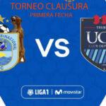 Torneo Clausura: César Vallejo vs Binacional – Hora y lugar de fecha 1