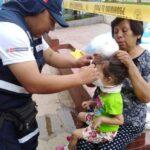 Volcán Ubinas: Minsa desplegó más de 20 brigadistas de emergencias y desastres