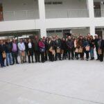 ANP: Dirigentes nacionales visitaron nuevo campus de la Universidad Bausate y Meza