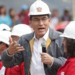Ipsos: Aprobación de Vizcarra cayó 20 puntos en el sur del país