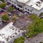 Varios heridos en explosión en un centro comercial del sur de Florida