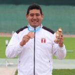 Lima 2019: Marko Carrillo gana bronce en pistola rápida y gana cupo a Tokio 2020