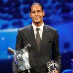 Van Dijk arrebata el trono a Cristiano y a Messi como mejor jugador de la UEFA