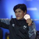 Lima 2019: Noemí Vásquez gana medalla de bronce en powerlifting