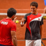 Lima 2019: La dupla peruana gana medalla de bronce en tenis masculino