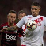 Flamengo a semifinales en la Copa Libertadores elimina a Inter en el global 3-1