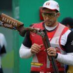 Lima 2019: Nicolás Pacheco gana medalla de bronce en tiro y clasifica para Tokio 2020