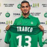 Miguel Trauco es oficialmente jugador del Saint Etienne de la Ligue 1 de Francia
