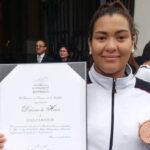 Lima 2019: Yuliana Bolívar cuenta el duro camino para ganar medalla de bronce