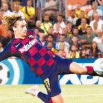 Liga Santander: Barcelona golea 5-2 al Betis con un doblete de Griezmann