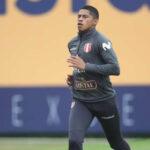 Selección peruana: Kevin Quevedo fue la atracción en práctica del lunes en Videna