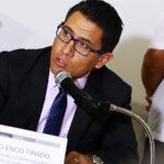 Denuncia de Amado Enco es desconcertante y refleja un desorden institucional