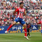 Atlético Madrid en racha de pretemporada gana 2-1 alAtlético mexicano